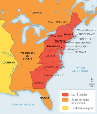 american colonies relations with britian